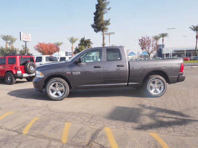 2018 Ram 1500 Quad Cab, Pickup #59942 - photo 11