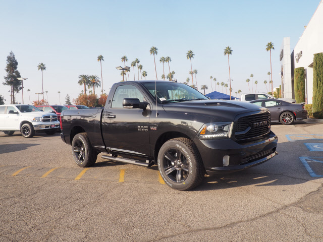 2018 Ram 1500 Regular Cab 4x4, Pickup #59969 - photo 4