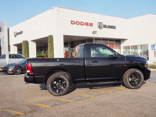2018 Ram 1500 Regular Cab 4x4, Pickup #59969 - photo 7