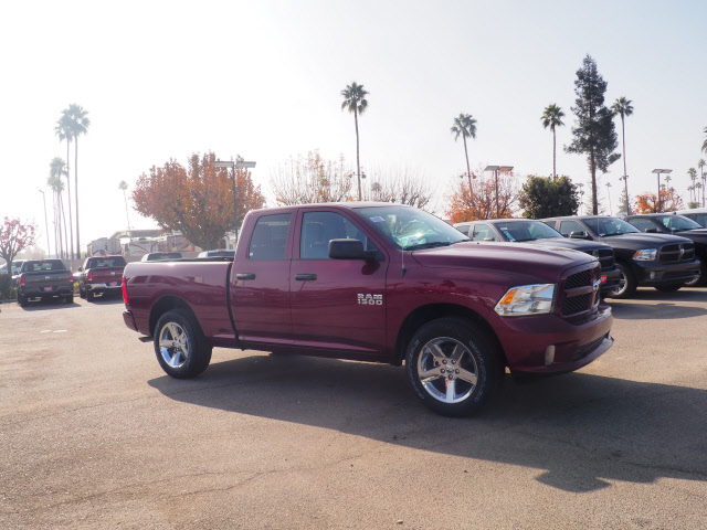 2018 Ram 1500 Quad Cab, Pickup #60008 - photo 5