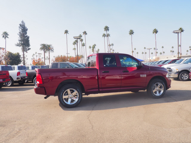 2018 Ram 1500 Quad Cab, Pickup #60008 - photo 7
