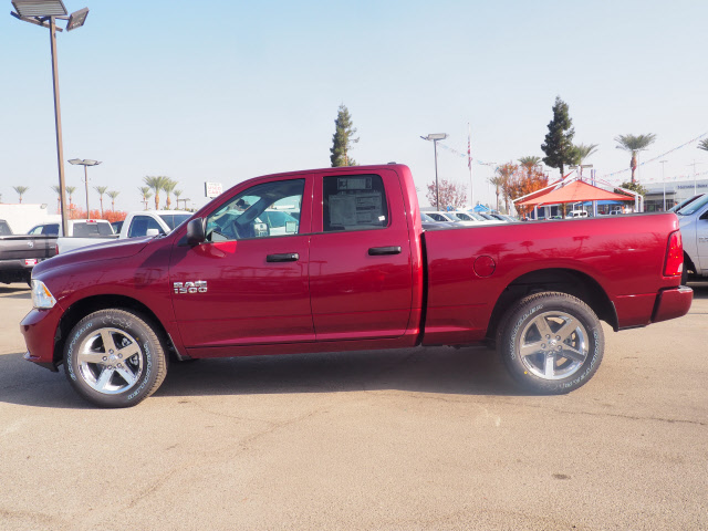 2018 Ram 1500 Quad Cab, Pickup #60008 - photo 11