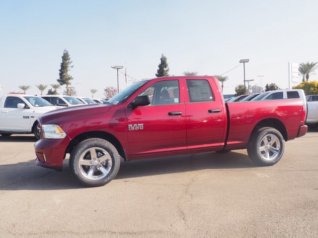2018 Ram 1500 Quad Cab, Pickup #60008 - photo 12