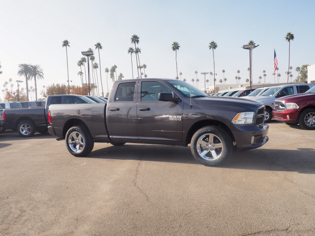 2018 Ram 1500 Quad Cab, Pickup #60012 - photo 5
