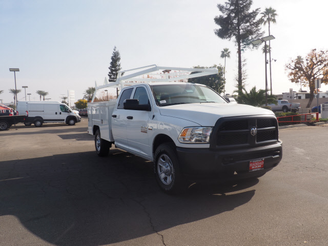 2018 Ram 1500 Crew Cab, Service Body #60017 - photo 4