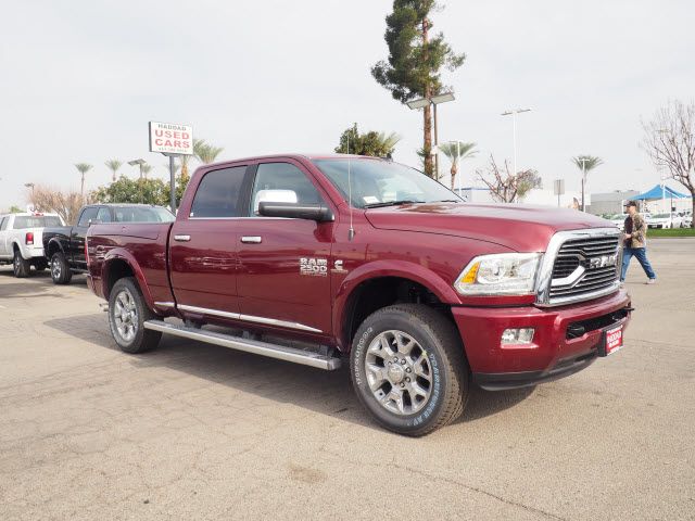 2018 Ram 2500 Crew Cab 4x4,  Pickup #60141 - photo 4