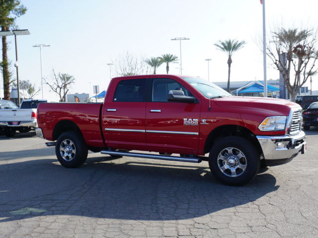 2018 Ram 2500 Crew Cab 4x4, Pickup #60159 - photo 5