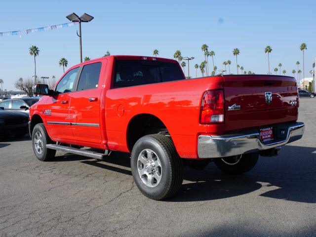 2018 Ram 2500 Crew Cab 4x4, Pickup #60159 - photo 2