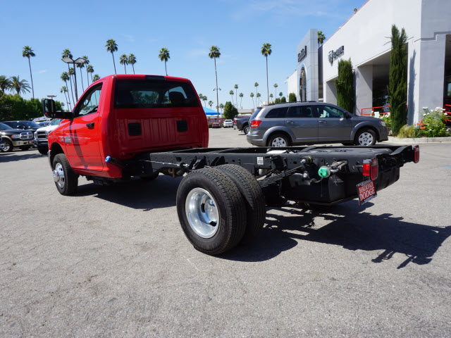 2015 Ram 3500 Regular Cab DRW, Cab Chassis #B57600 - photo 2