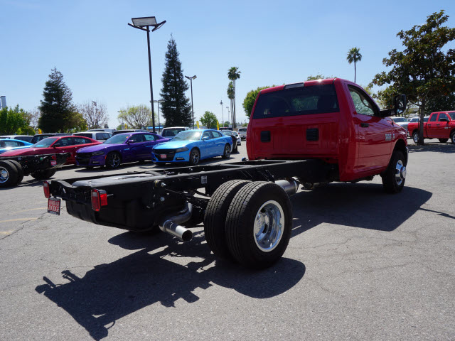 2015 Ram 3500 Regular Cab DRW, Cab Chassis #B57600 - photo 7