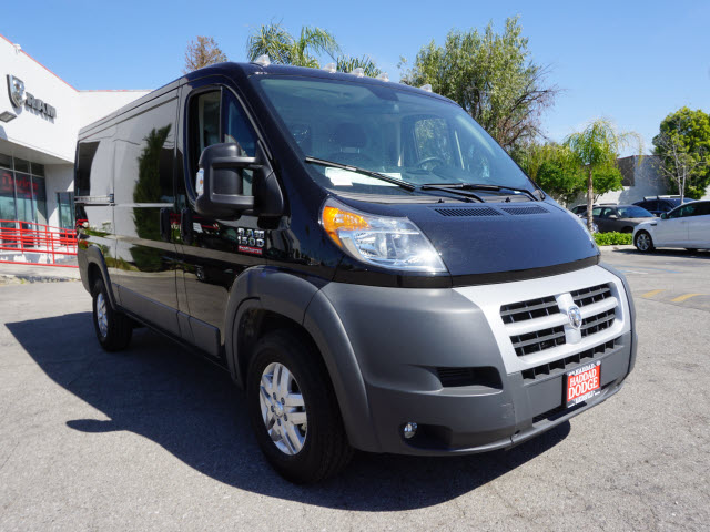2015 ProMaster 1500 Low Roof, Sortimo Van Upfit #B57625 - photo 5