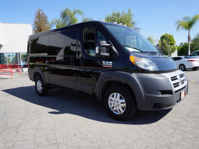 2015 ProMaster 1500 Low Roof, Sortimo Van Upfit #B57625 - photo 6