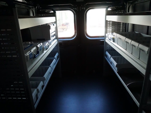2015 ProMaster 1500 Low Roof, Sortimo Van Upfit #B57625 - photo 19