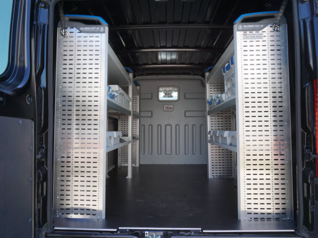 2015 ProMaster 1500 Low Roof, Sortimo Van Upfit #B57625 - photo 2
