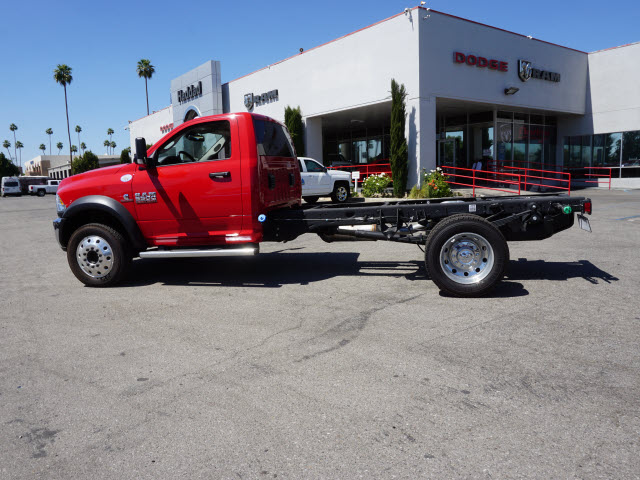 2016 Ram 5500 Regular Cab DRW 4x4, Cab Chassis #B57825 - photo 11