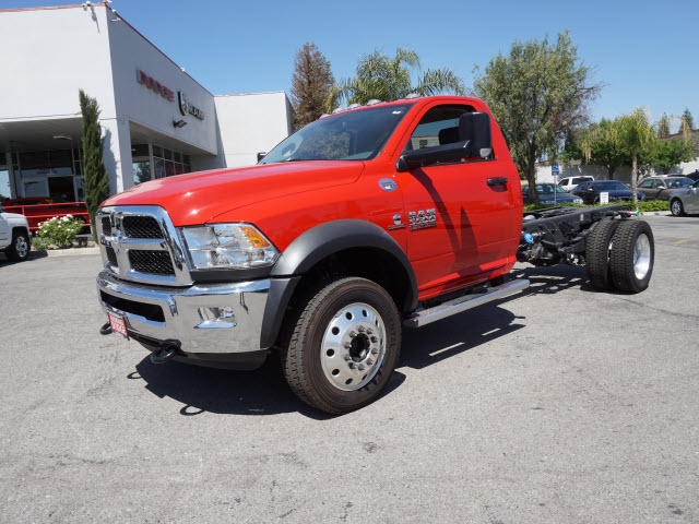 2016 Ram 5500 Regular Cab DRW 4x4, Cab Chassis #B57825 - photo 12