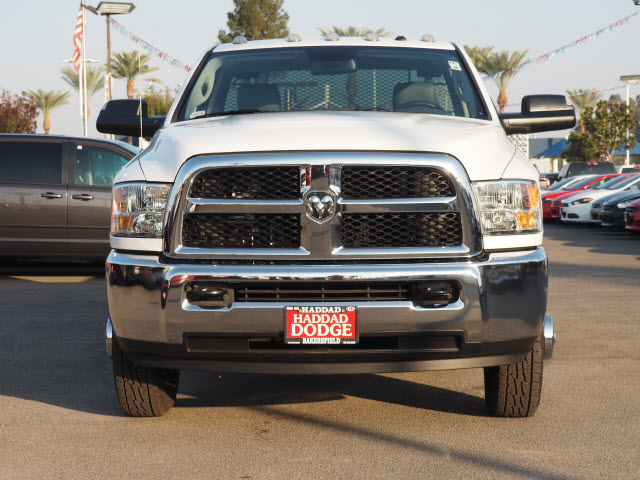 2015 Ram 3500 Regular Cab DRW 4x4, Harbor Service Body #B58165 - photo 3