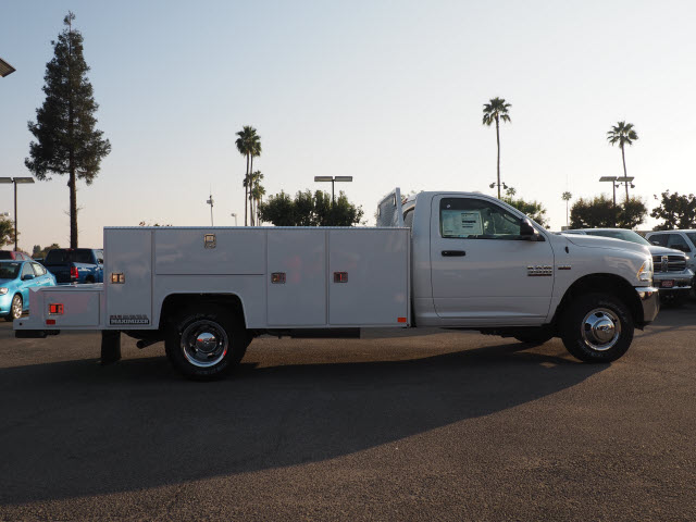 2015 Ram 3500 Regular Cab DRW 4x4, Harbor Service Body #B58165 - photo 6