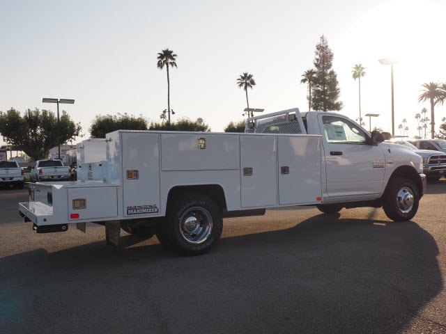 2015 Ram 3500 Regular Cab DRW 4x4, Harbor Service Body #B58165 - photo 7
