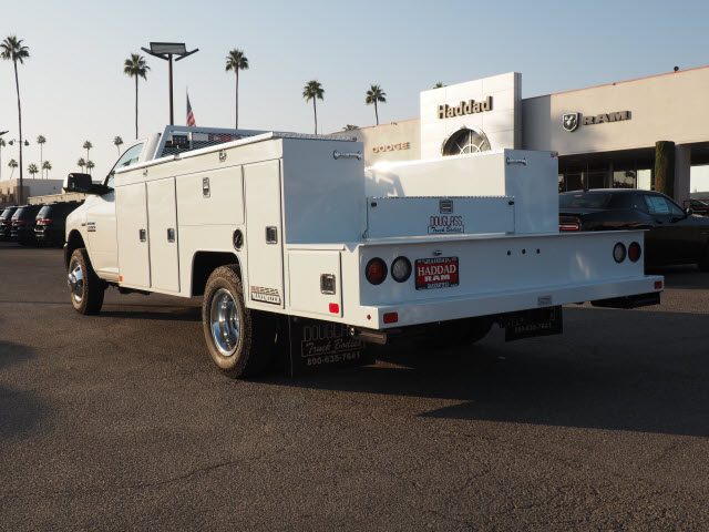 2015 Ram 3500 Regular Cab DRW 4x4, Harbor Service Body #B58165 - photo 10