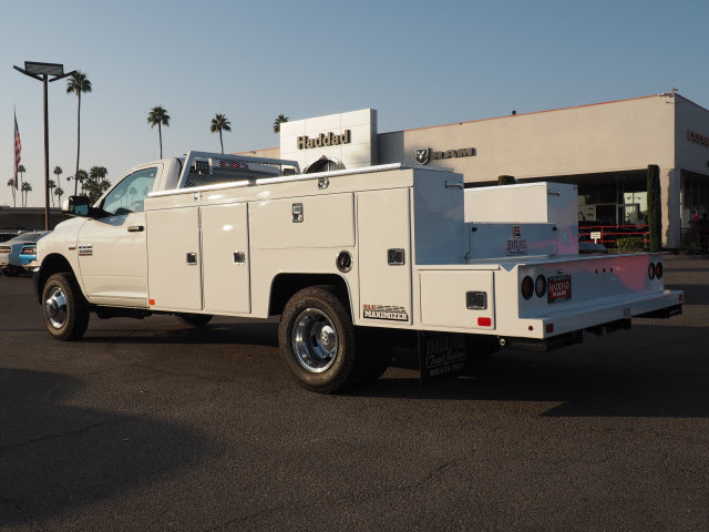 2015 Ram 3500 Regular Cab DRW 4x4, Harbor Service Body #B58165 - photo 2