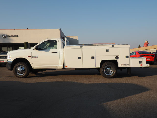 2015 Ram 3500 Regular Cab DRW 4x4, Harbor Service Body #B58165 - photo 11