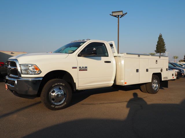2015 Ram 3500 Regular Cab DRW 4x4, Harbor Service Body #B58165 - photo 12