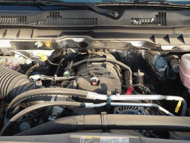 2015 Ram 3500 Regular Cab DRW 4x4, Harbor Service Body #B58165 - photo 22