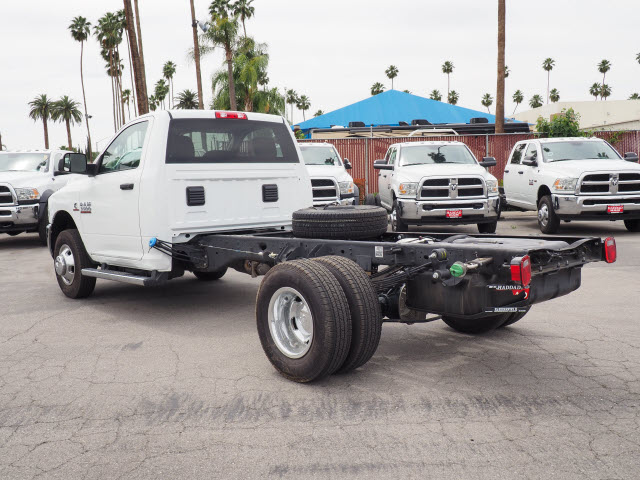 2016 Ram 3500 Regular Cab DRW 4x4 Cab Chassis #B58267 - photo 10