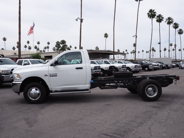 2016 Ram 3500 Regular Cab DRW 4x4 Cab Chassis #B58267 - photo 11