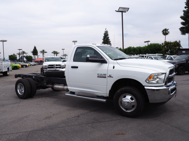 2016 Ram 3500 Regular Cab DRW 4x4,  Cab Chassis #B58267 - photo 5
