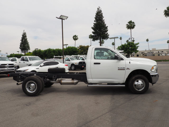 2016 Ram 3500 Regular Cab DRW 4x4,  Cab Chassis #B58267 - photo 6