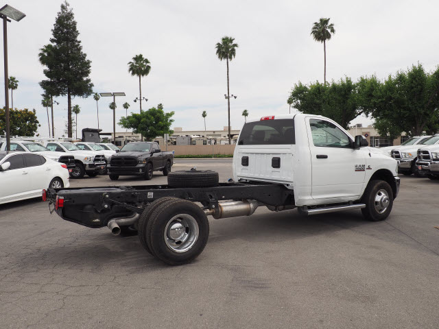2016 Ram 3500 Regular Cab DRW 4x4 Cab Chassis #B58267 - photo 7