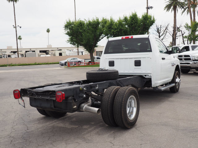2016 Ram 3500 Regular Cab DRW 4x4 Cab Chassis #B58267 - photo 8