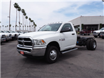 2016 Ram 3500 Regular Cab DRW 4x4, Cab Chassis #B58267 - photo 1