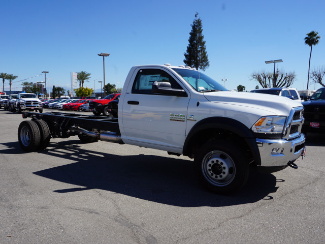 2016 Ram 5500 Regular Cab DRW, Cab Chassis #B58279 - photo 6