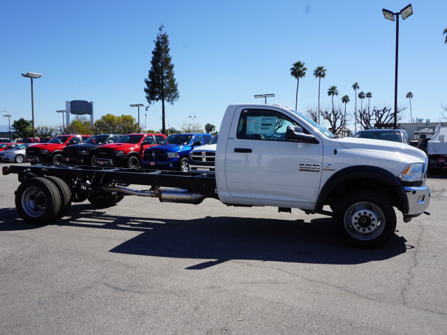2016 Ram 5500 Regular Cab DRW, Cab Chassis #B58279 - photo 7