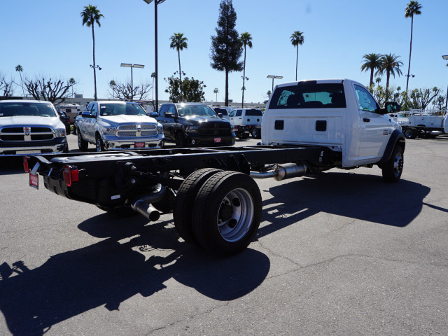 2016 Ram 5500 Regular Cab DRW, Cab Chassis #B58279 - photo 8
