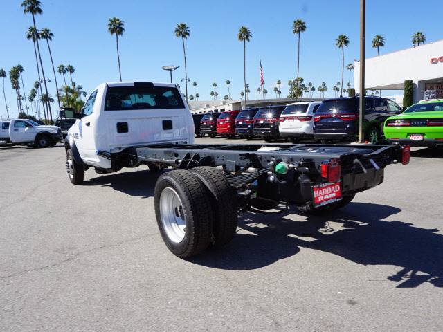 2016 Ram 5500 Regular Cab DRW, Cab Chassis #B58279 - photo 2