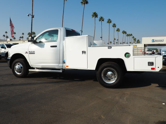2016 Ram 3500 Regular Cab DRW, Welder Body #B58311 - photo 10