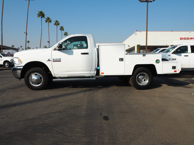 2016 Ram 3500 Regular Cab DRW, Welder Body #B58311 - photo 11