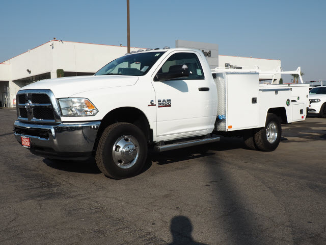 2016 Ram 3500 Regular Cab DRW, Welder Body #B58311 - photo 12