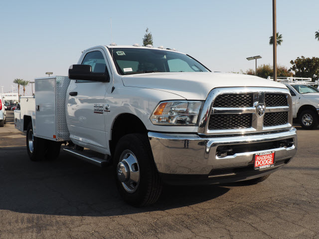 2016 Ram 3500 Regular Cab DRW, Welder Body #B58311 - photo 4