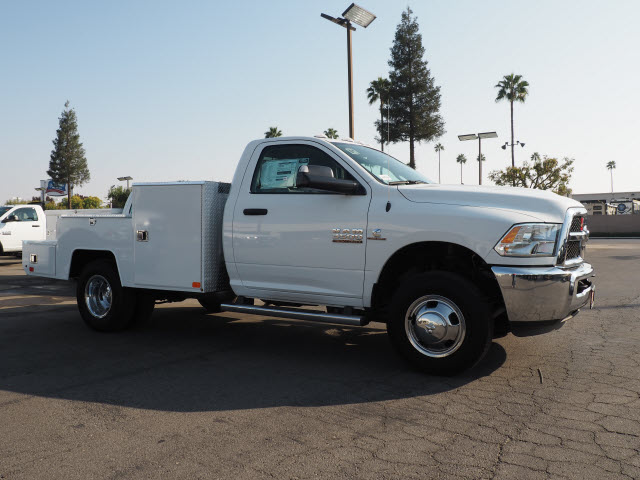 2016 Ram 3500 Regular Cab DRW, Welder Body #B58311 - photo 5