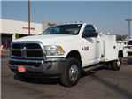 2016 Ram 3500 Regular Cab DRW, Welder Body #B58311 - photo 1