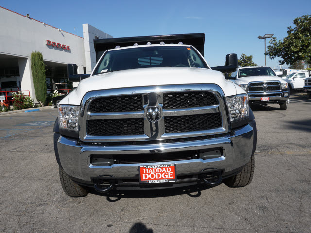 2016 Ram 5500 Regular Cab DRW 4x4, Harbor Dump Body #B58325 - photo 3