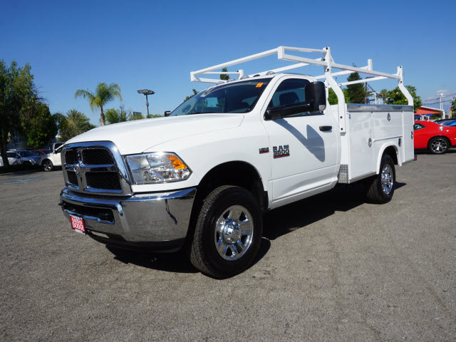 2016 Ram 3500 Regular Cab, Royal Service Body #B58490 - photo 12