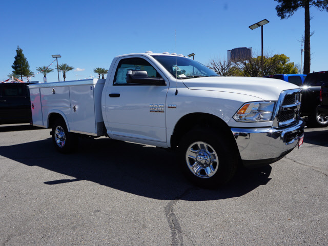 2016 Ram 3500 Regular Cab, Royal Service Body #B58490 - photo 6