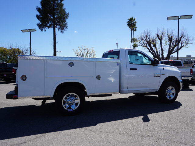 2016 Ram 3500 Regular Cab, Royal Service Body #B58490 - photo 7