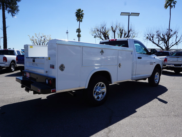 2016 Ram 3500 Regular Cab, Royal Service Body #B58490 - photo 8